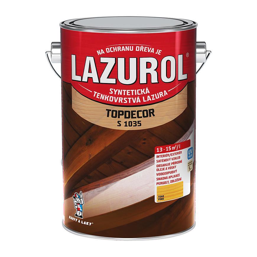 Lazurol Topdecor pinie 4,5L