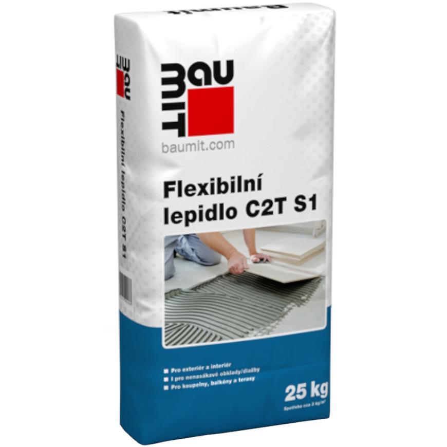 Baumit Flexibilní lepidlo C2T S1 25kg