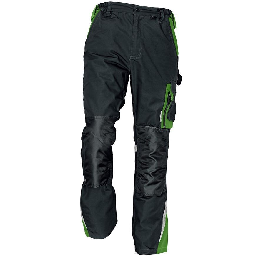 Allyn kalhoty do pasu zelená 48