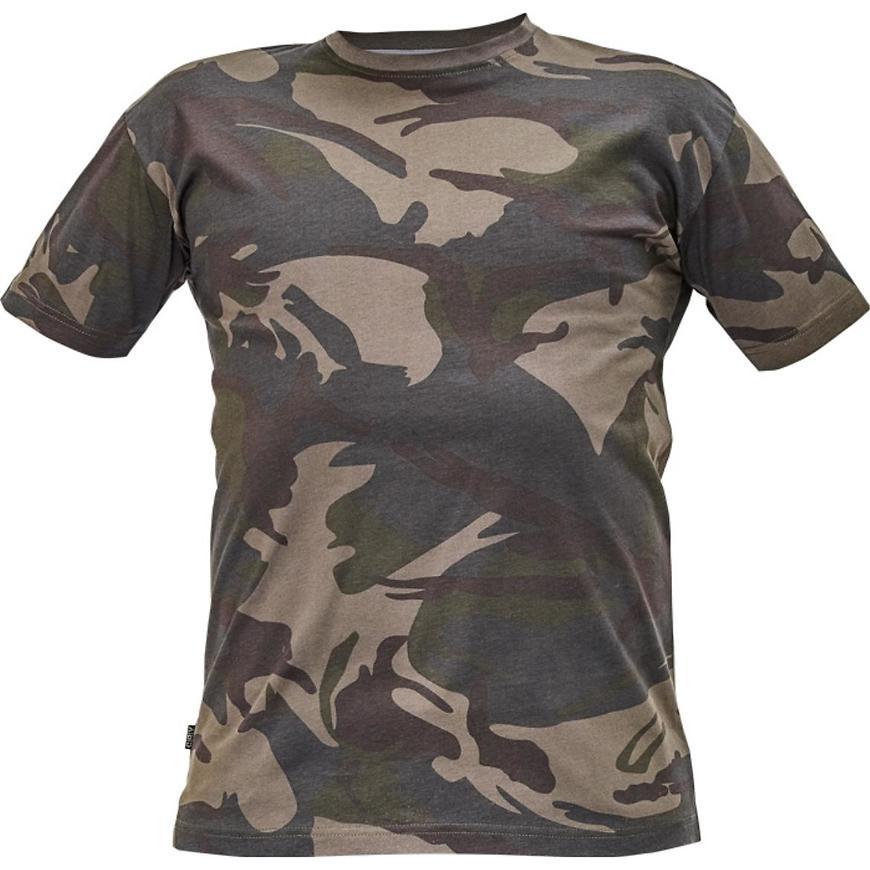 Crambe triko camouflage s