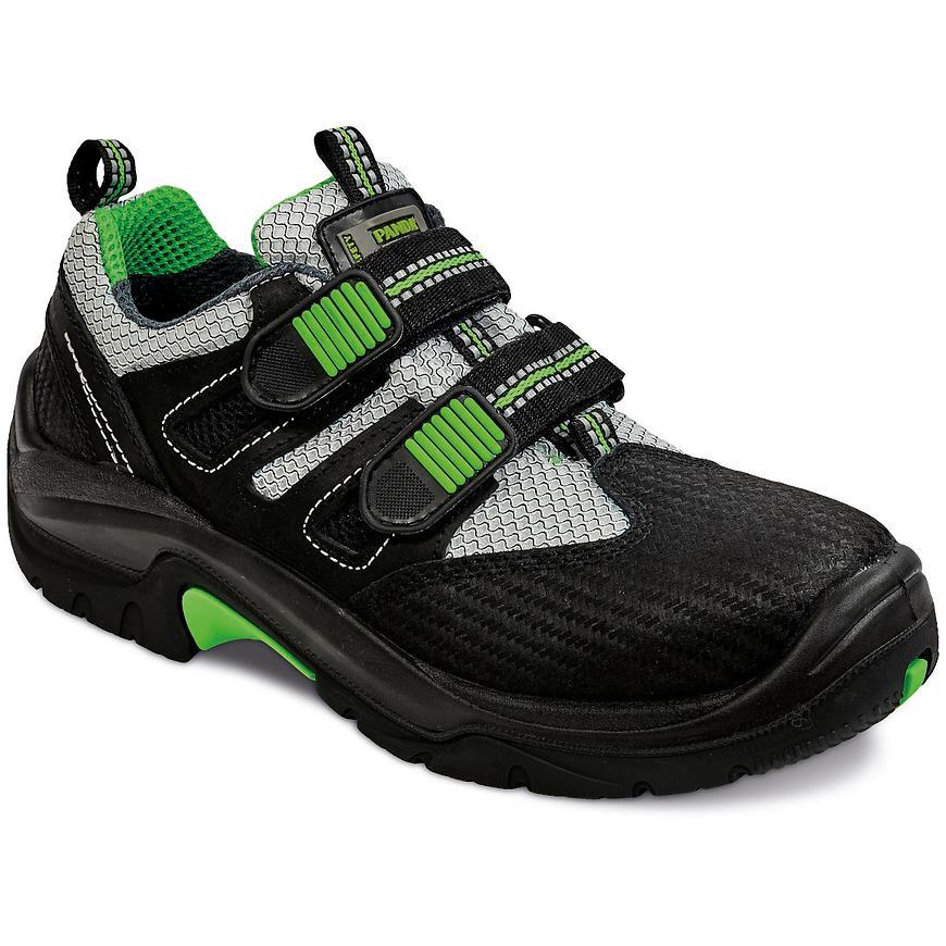 Bialbero MF S1 SRC sandál 38 černá/zelená