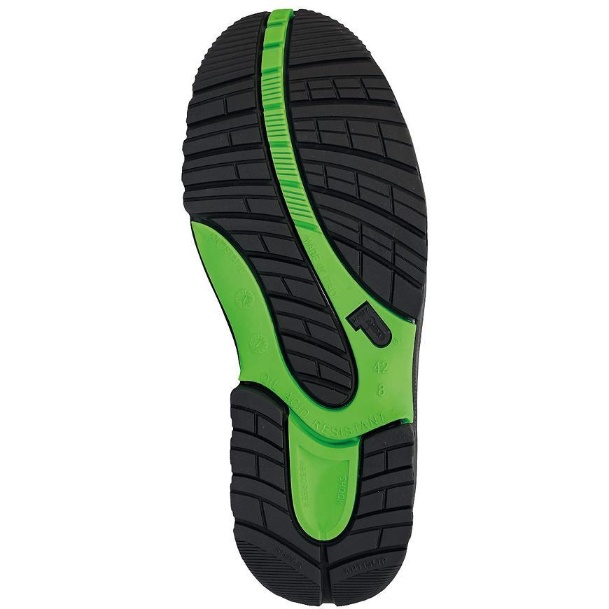 Bialbero MF S1 SRC sandál 48 černá/zelená