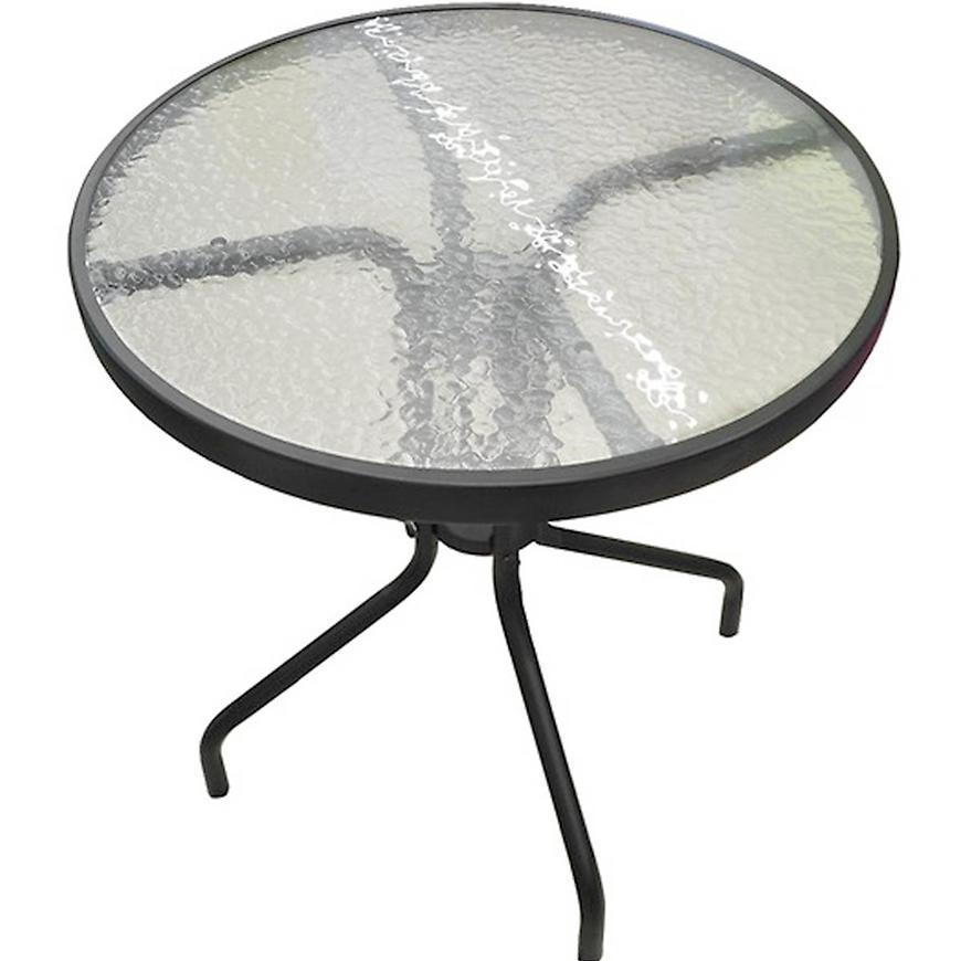 Stůl Bistro barva černá