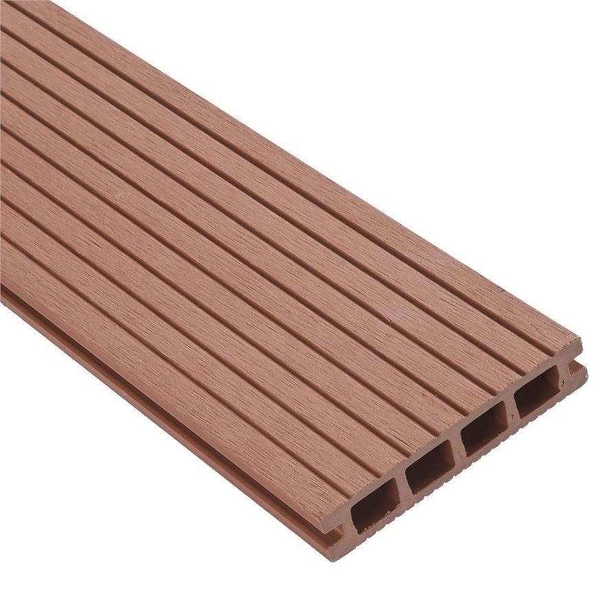 Kompozitní Terasove Prkno Reverso Redwood 2400x135x25mm