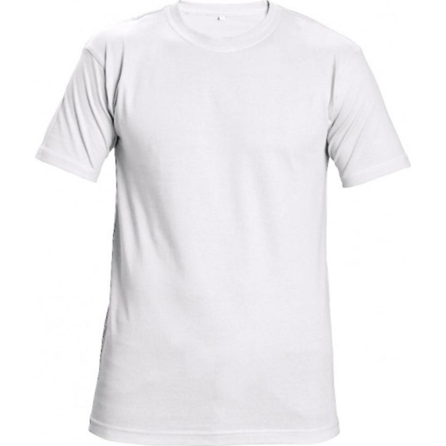 Teesta triko bílá l
