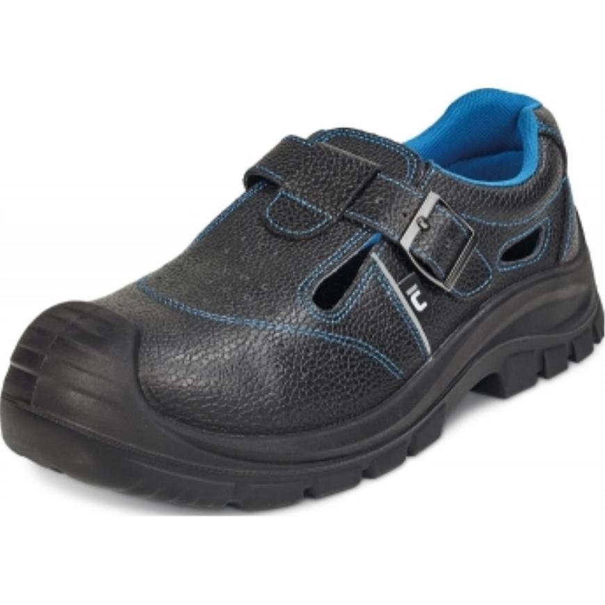 Raven xt s1 src sandál 48 černá