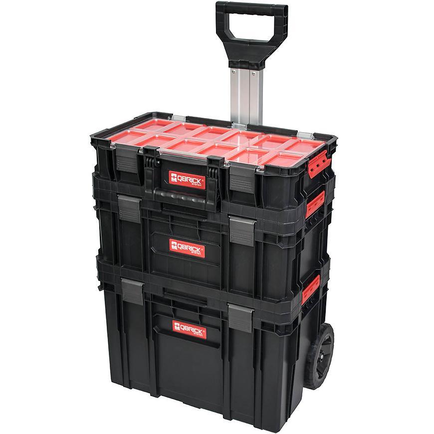 Qbrick system two set profesionální sada kufrů