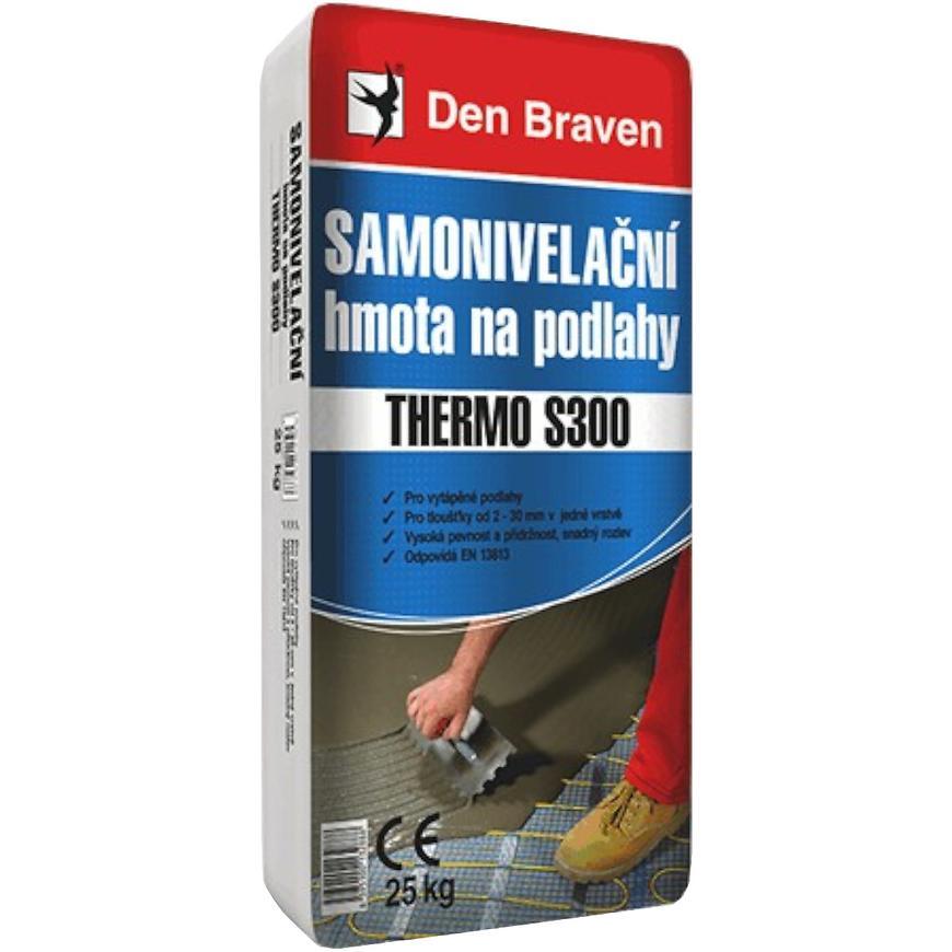 Samonivelační hmota na podlahy THERMO S300 25 kg