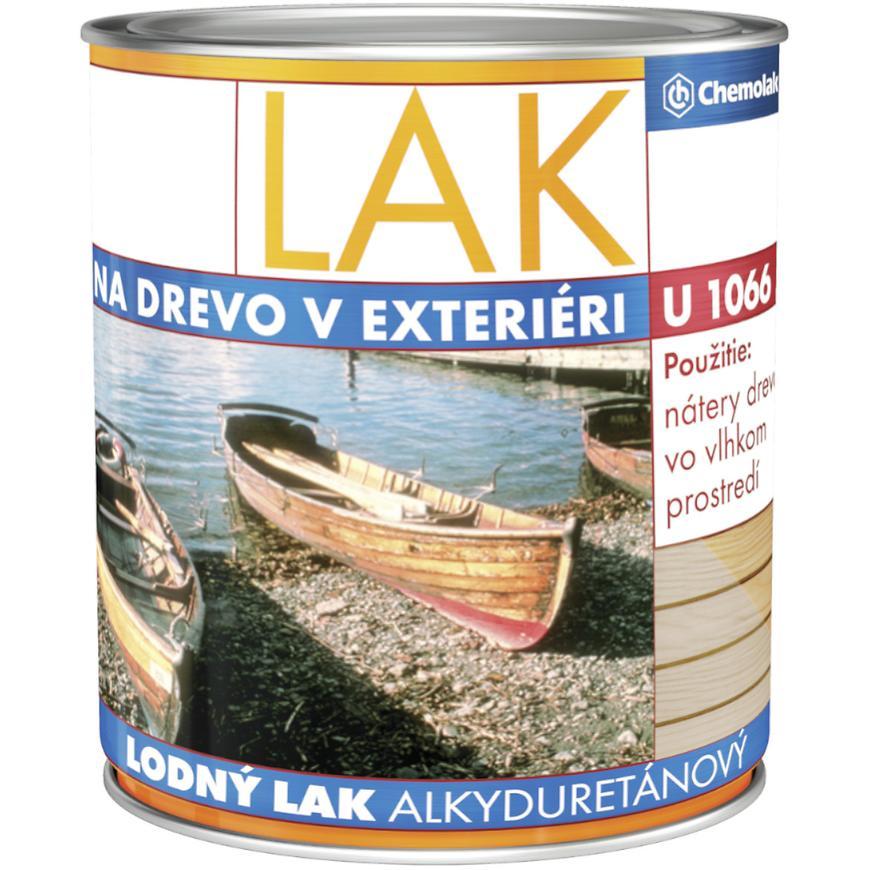 Chemolak Lodny Lak U1066 0,75l