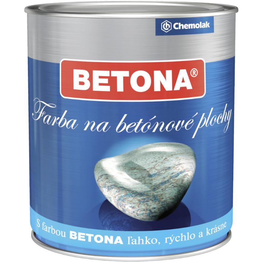 Chemolak Betona 1000 2,5l
