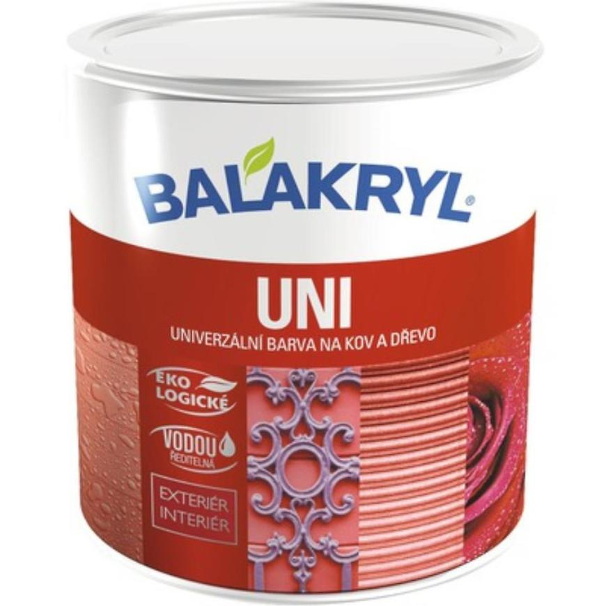 Balakryl uni lesk 0,7kg 0101
