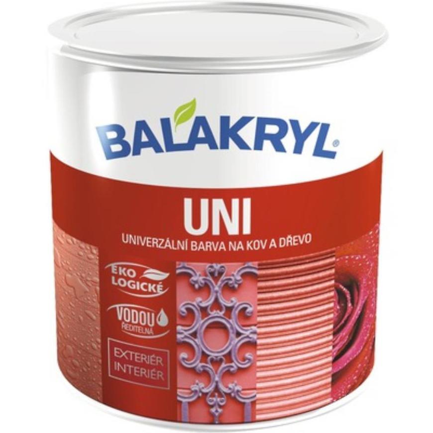 Balakryl uni lesk 0,7kg 0245