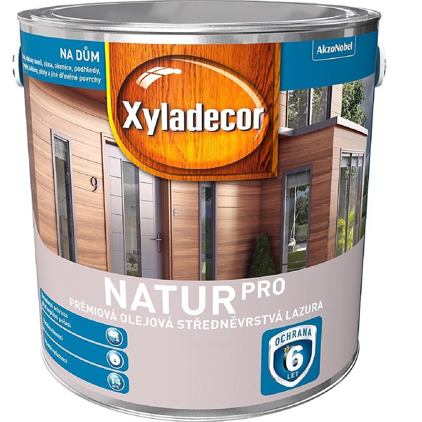 Xyladecor NaturPro bezbarvý 2,5l