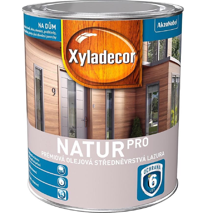 Xyladecor NaturPro dub 0,75l
