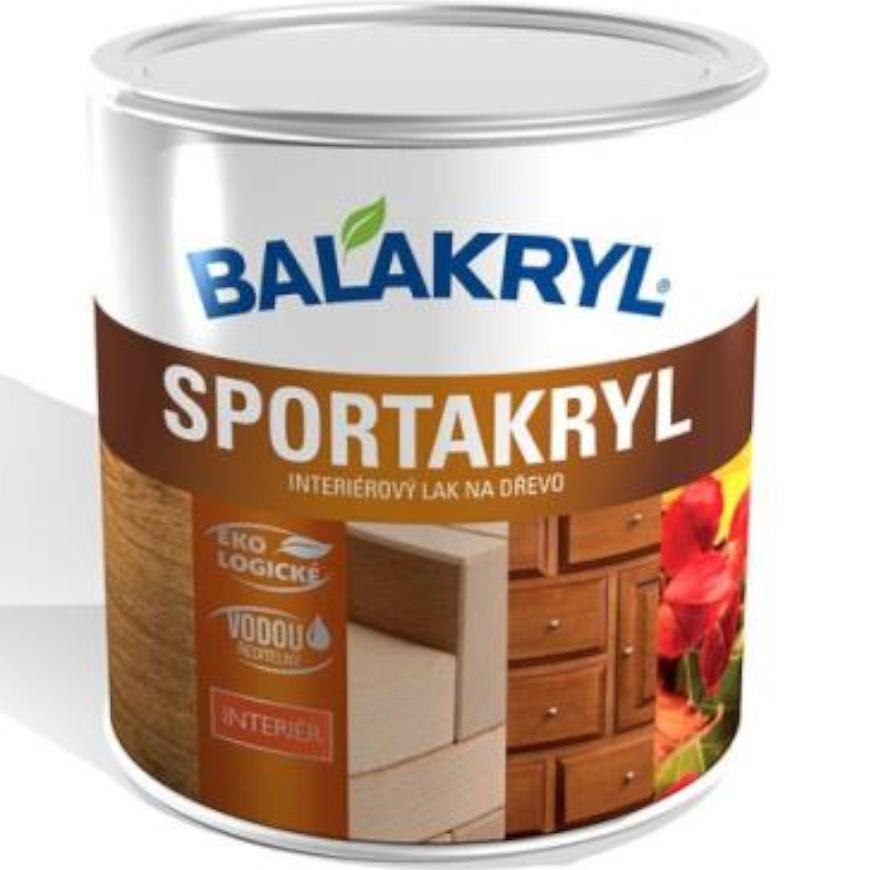 Balakryl Sportakryl 0,7kg mat