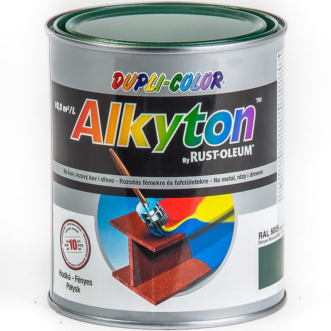 Alkyton leskly 7737 zelena 750ml