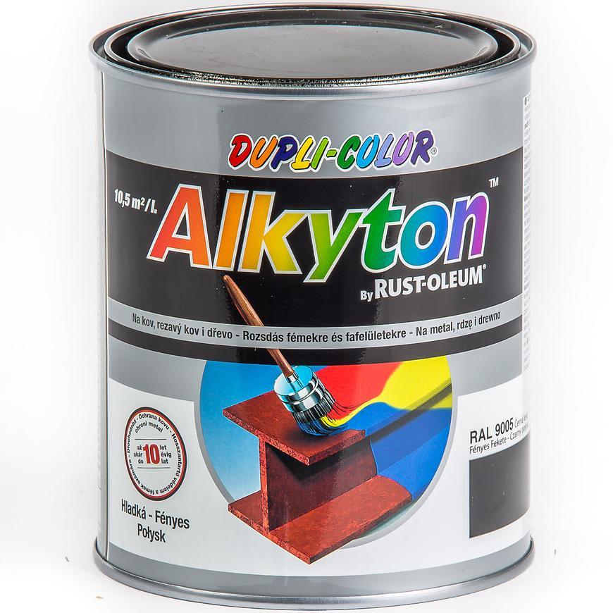 Alkyton leskly 7779 cierna 750ml