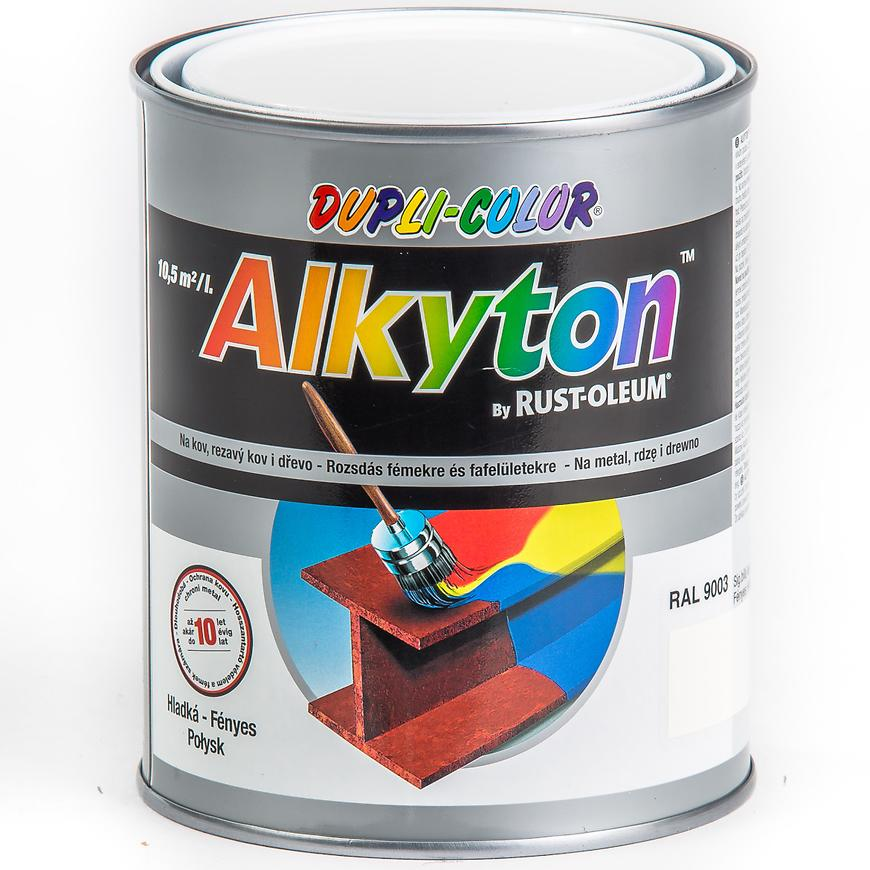 Alkyton leskly 7797 biela 750ml