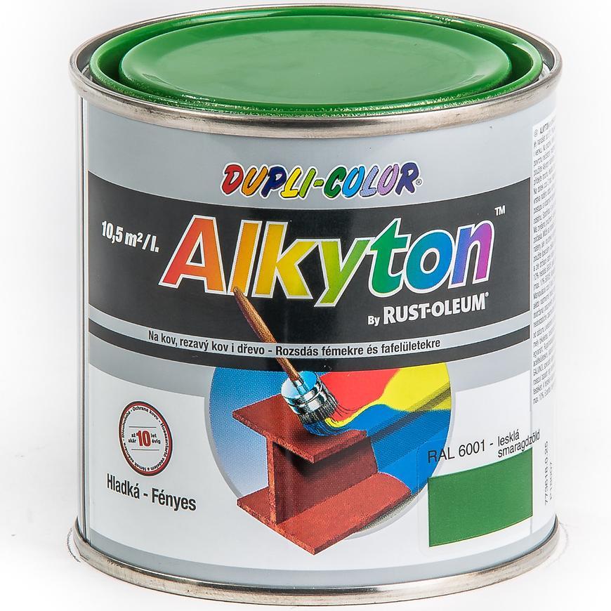 Alkyton ral6001 lesk 250ml
