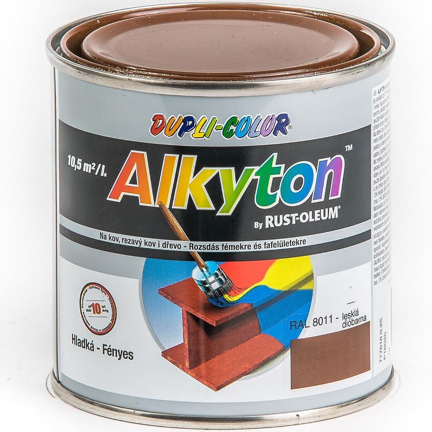 Alkyton ral8011 lesk 250ml