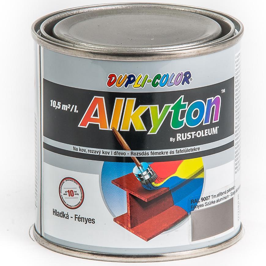 Alkyton ral9007 lesk 250ml