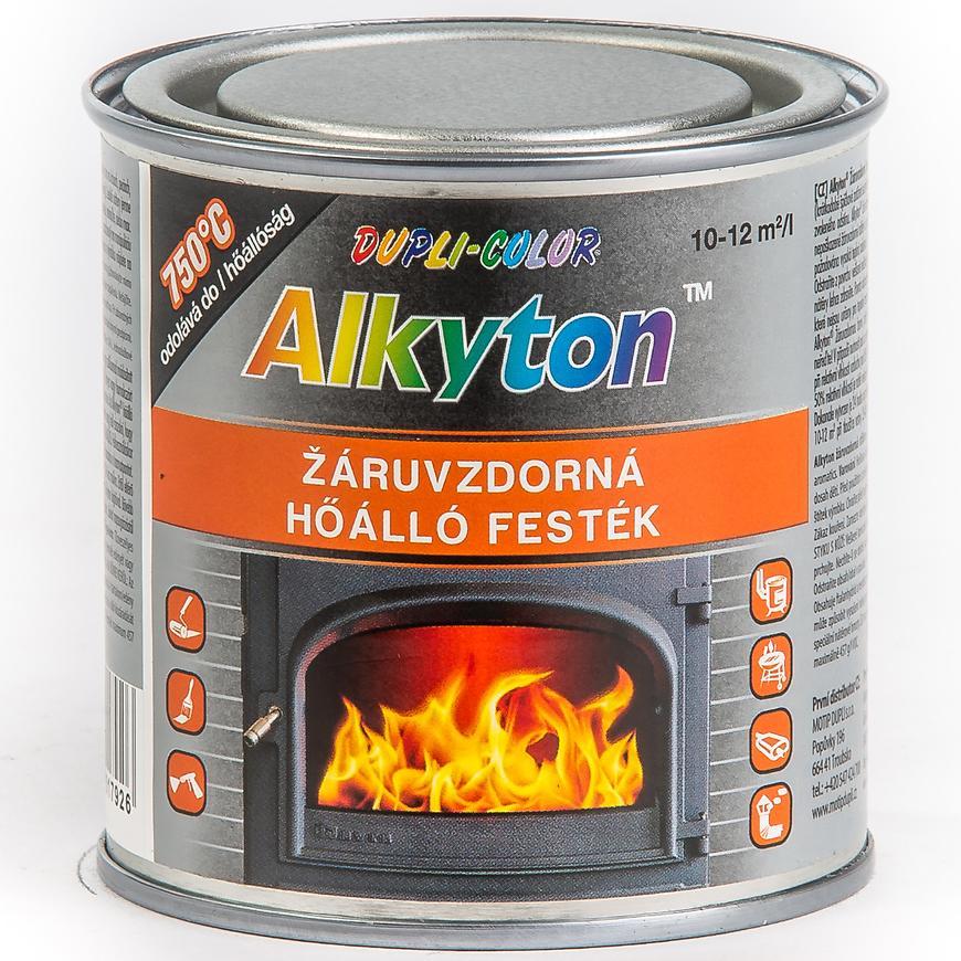 Alkyton ziaruvzdorny 1015 strieborna 750ml
