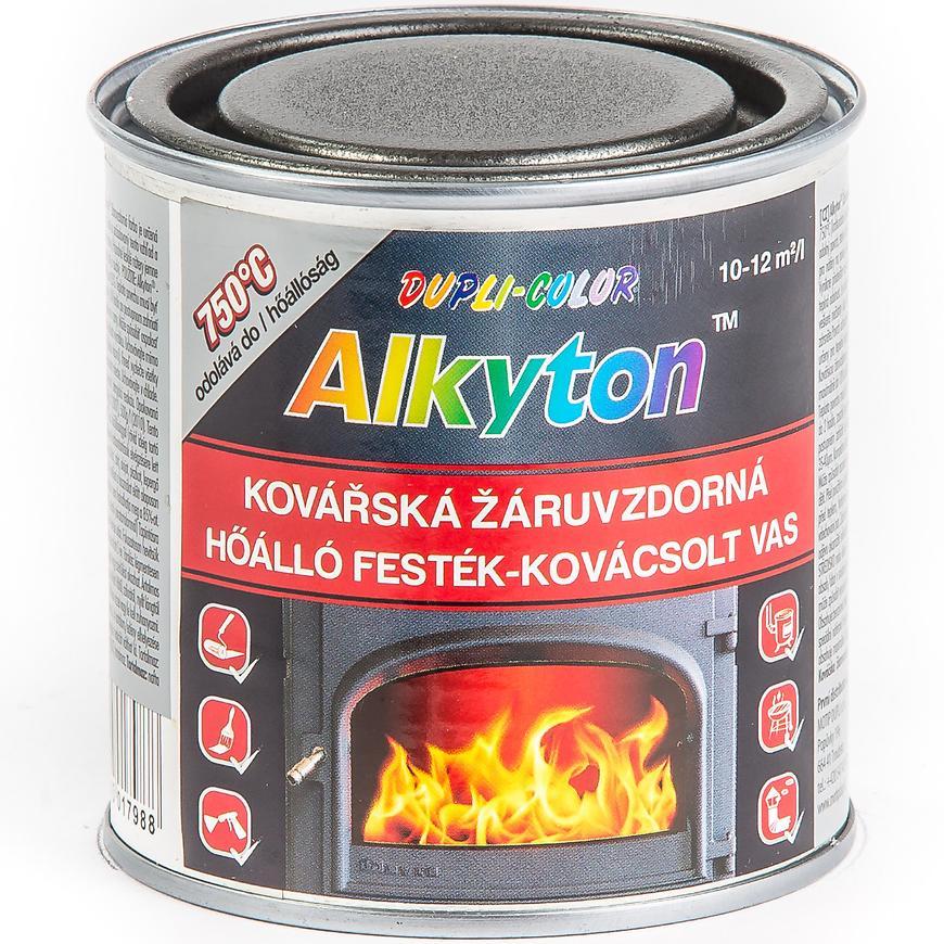 Alkyton ziaruvzdorny 1019 kov.cierna 750ml
