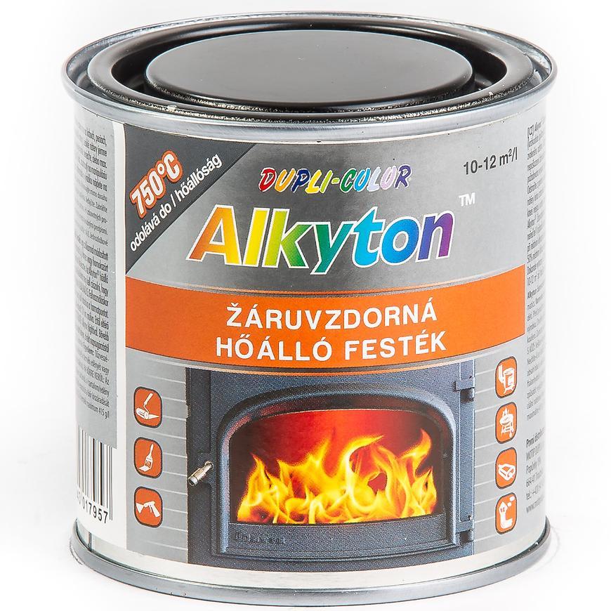 Alkyton ziaruvzdorny 1078 cierna 750ml