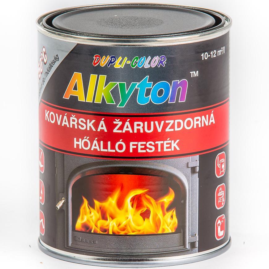 Alkyton ziaruvzdorny kov. Cerny 750ml
