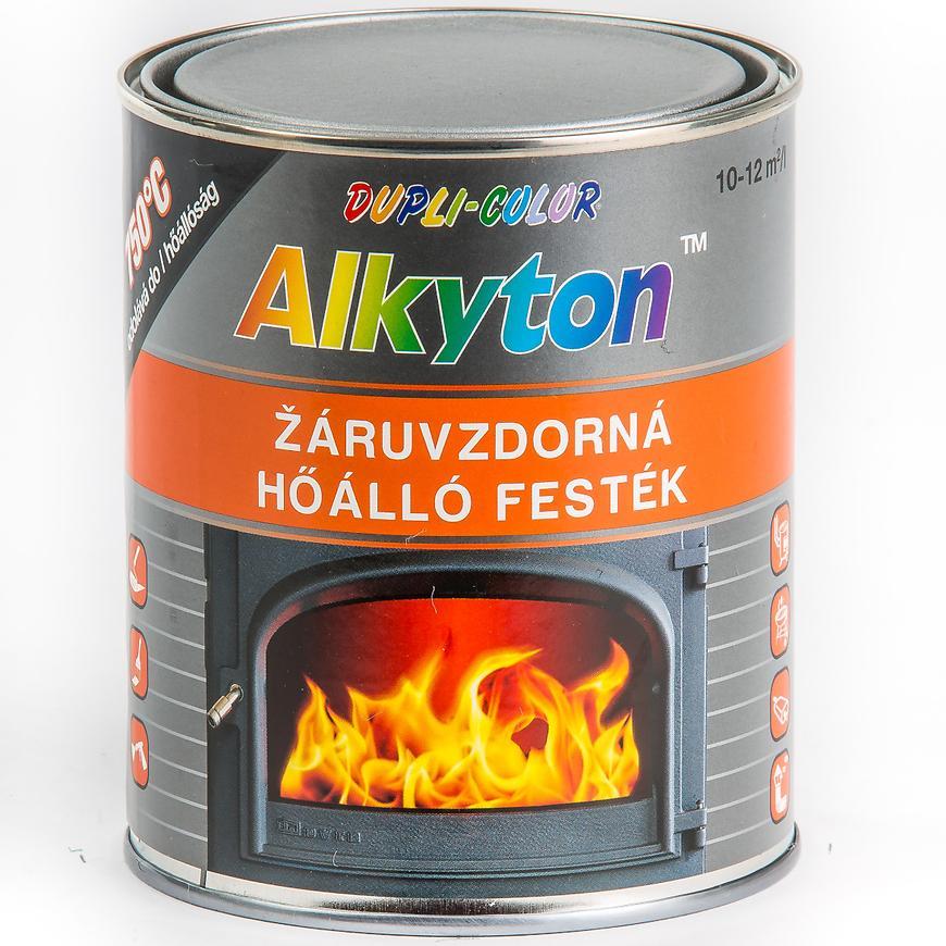 Alkyton ziaruvzdorny striborny 750ml