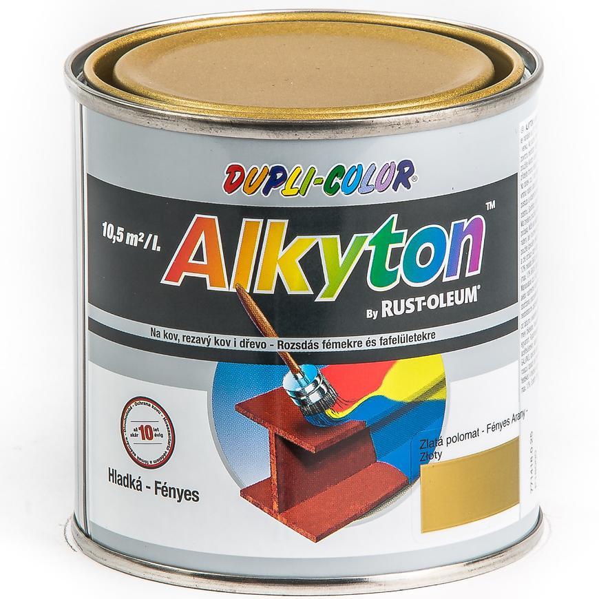 Alkyton zlaty lesk 250ml