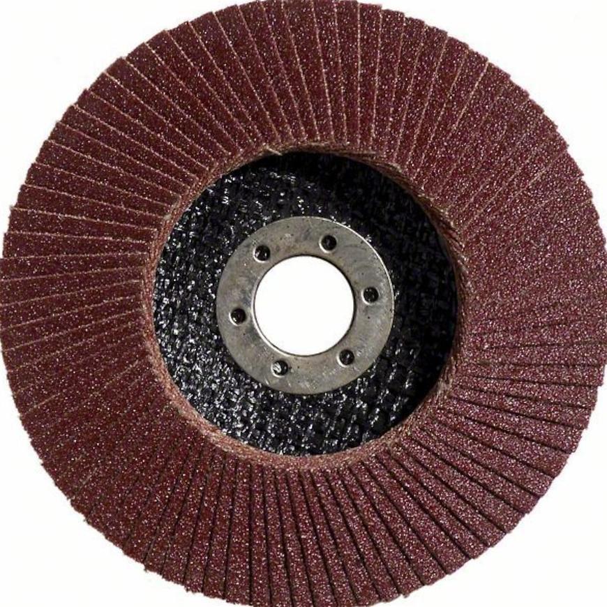 Lamelový brusný kotouč x431 60 - 125