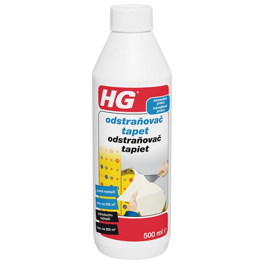 HG odstraňovač tapet 500ml