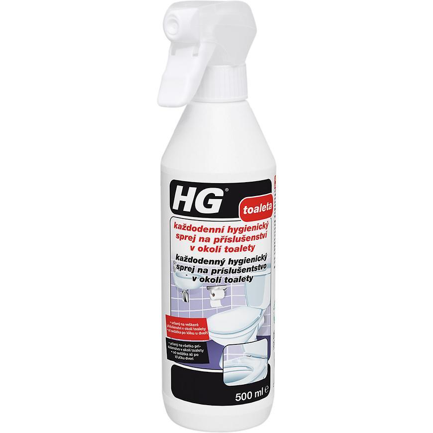 HG každodenní hygienický sprej 500ml