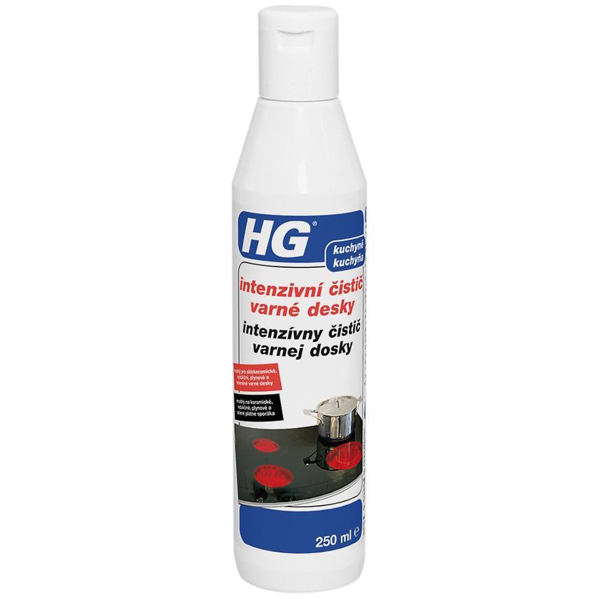 HG intenzivní čistič varné desky 250ml