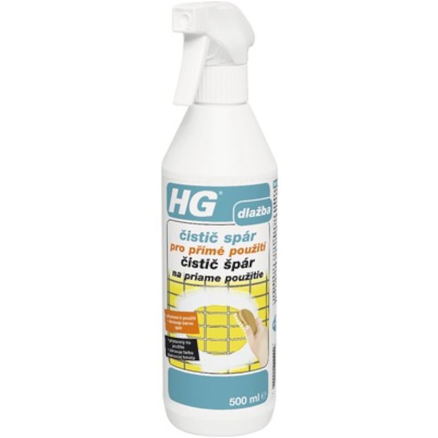 HG čistič spár pro přímé použití 500ml