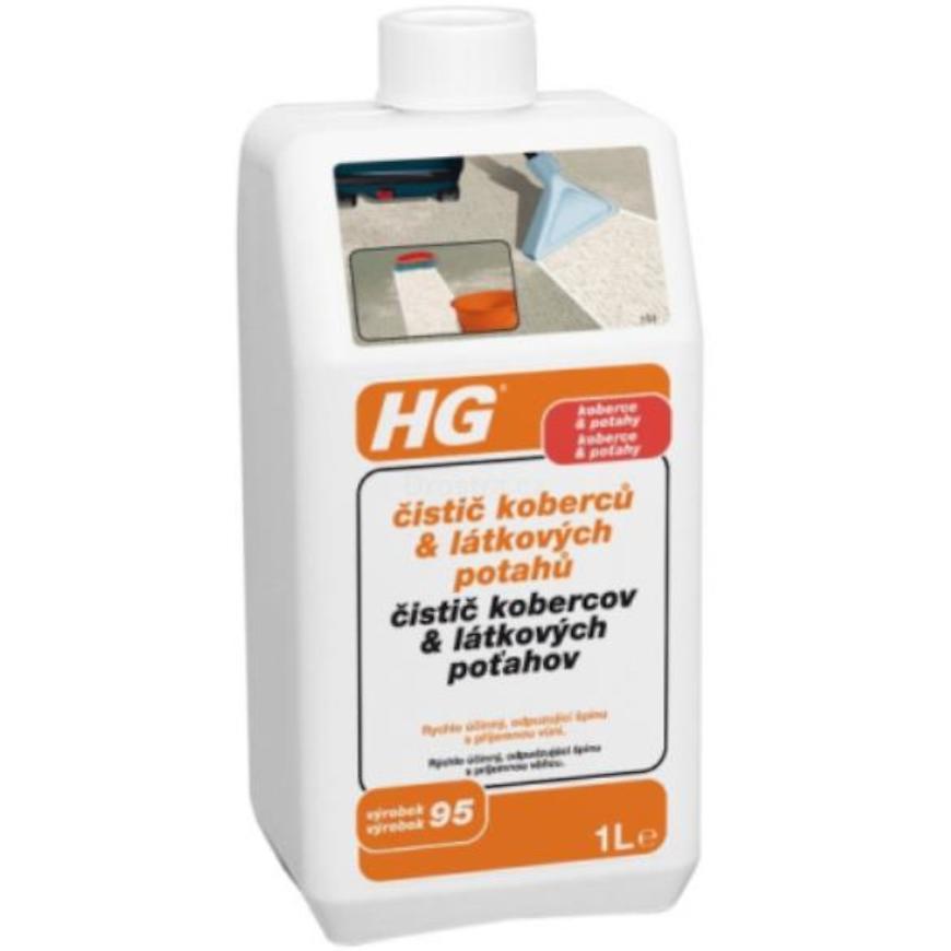 HG čistič koberců a látkových potahů 1l
