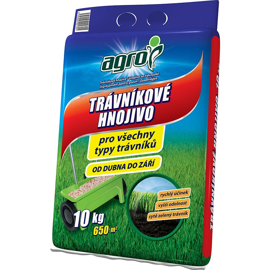 Trávníkové hnojivo Agro, 10 kg