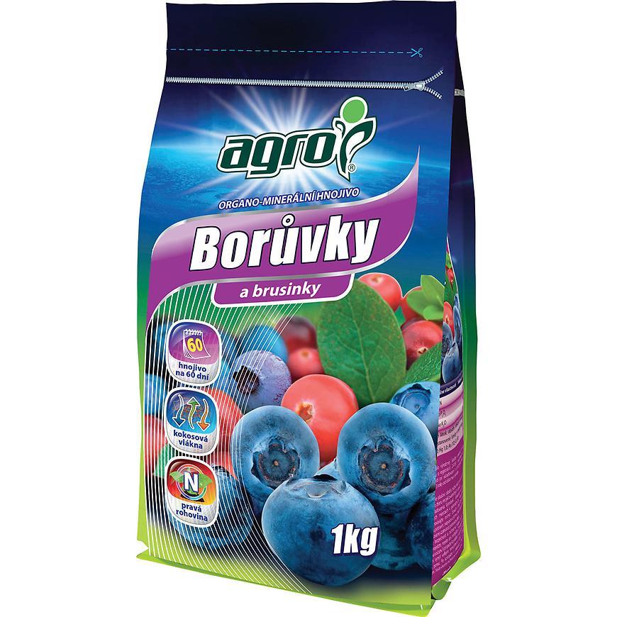 AGRO OM borůvky a brusinky 1 kg 000627