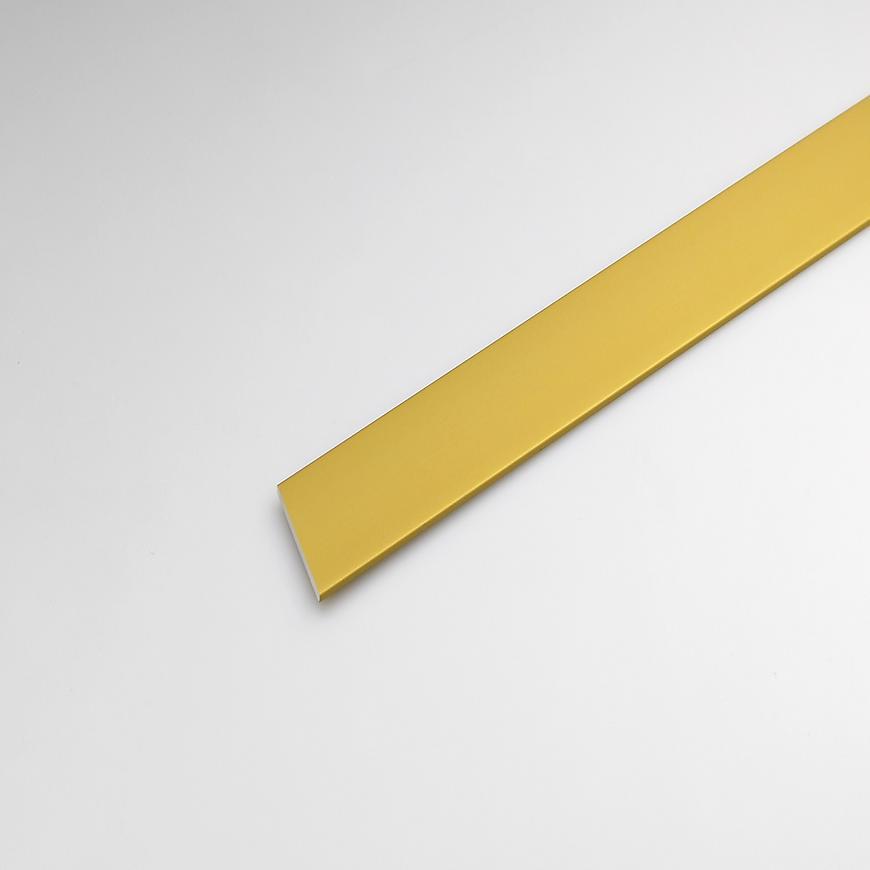 Profil Plohý ALU Merc Zlatý 15x1000