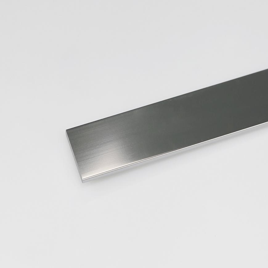 Profil Plohý AU Chrom 20x1000