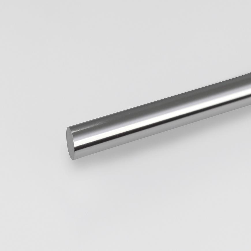 Profil Kulatý Plný ALU Chrom 8x1000