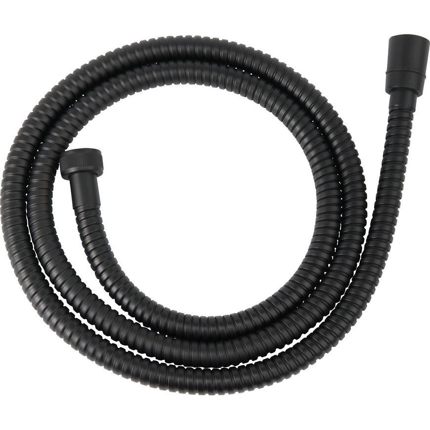 Sprchová Hadice Černá 150cm