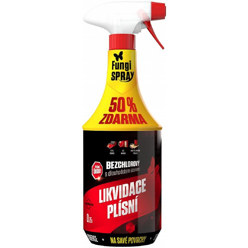 Fungispray bezchlorový dezinfekční přípravek 0,5l + 50%