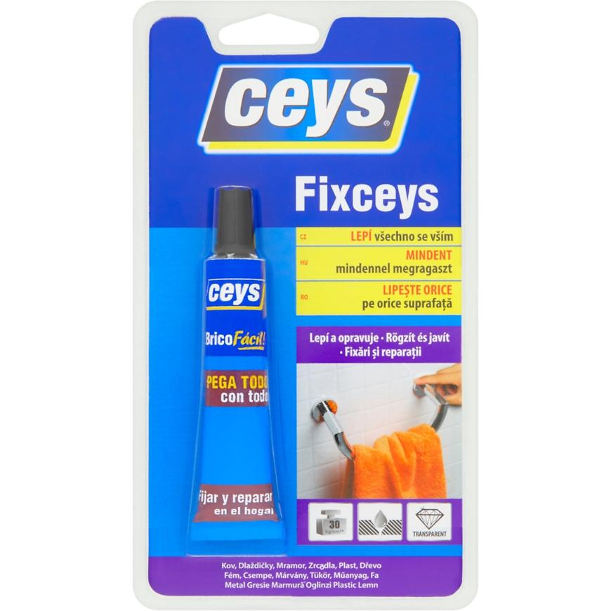 Lepidlo Ceys Fixceys 20 ml