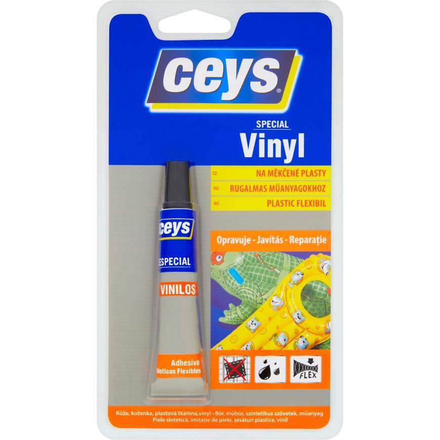 Lepidlo Ceys Special na měkčené plasty 15 ml