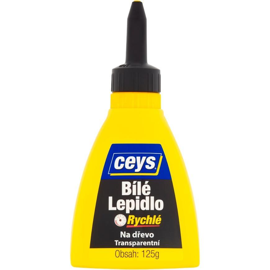 Lepidlo Ceys rychlé bílé 125 g