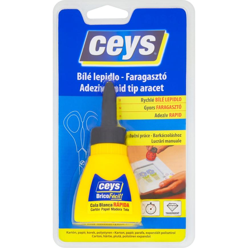 Lepidlo Ceys rychlé bílé 50 g