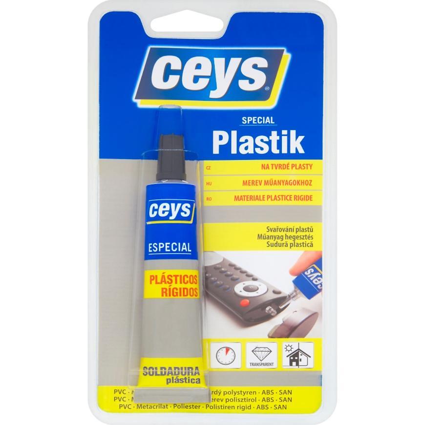 Lepidlo Ceys Special Plastik na tvrdé plasty 30 ml