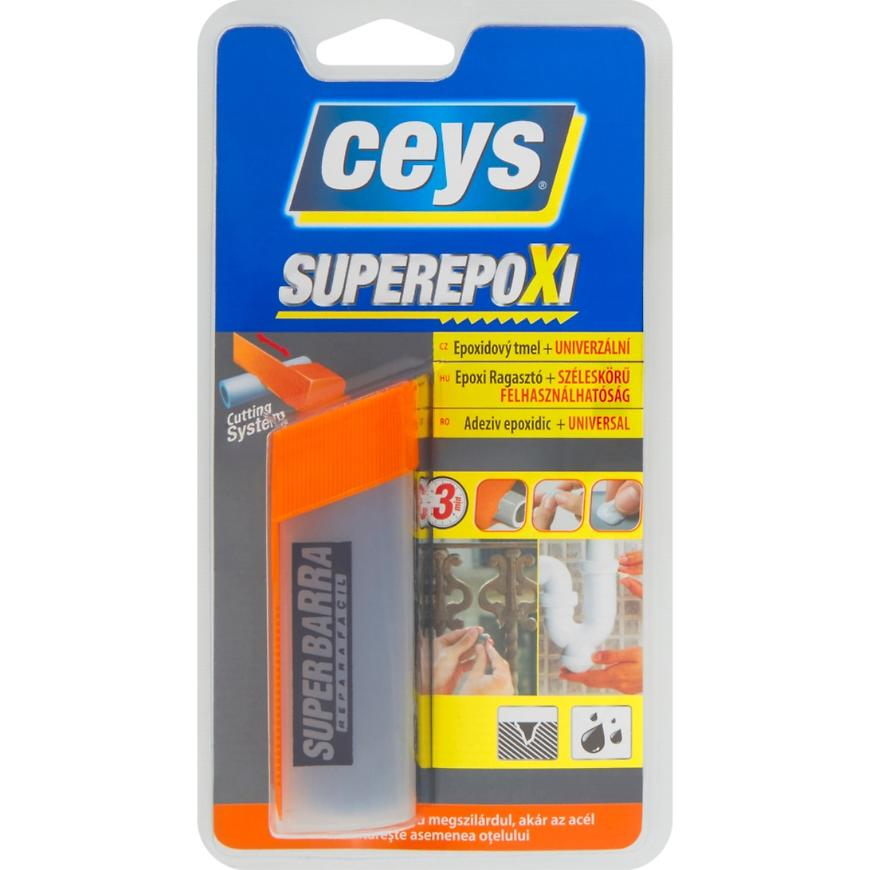 Tmel univerzální Ceys Superepoxi Epoxidový 48 g
